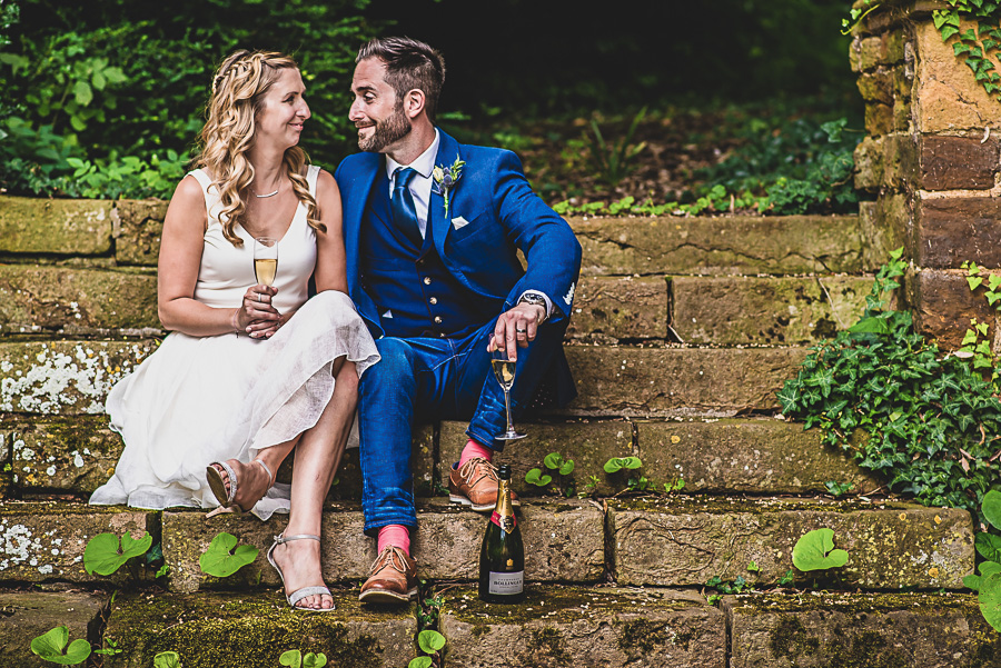 Beth and Jez's insanely beautiful, creative & DIY wedding, with Damien Vickers Photography (24)