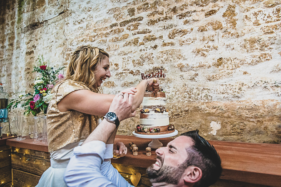 Beth and Jez's insanely beautiful, creative & DIY wedding, with Damien Vickers Photography (34)