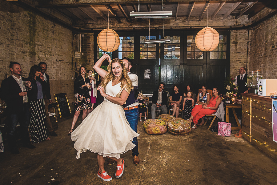Beth and Jez's insanely beautiful, creative & DIY wedding, with Damien Vickers Photography (35)