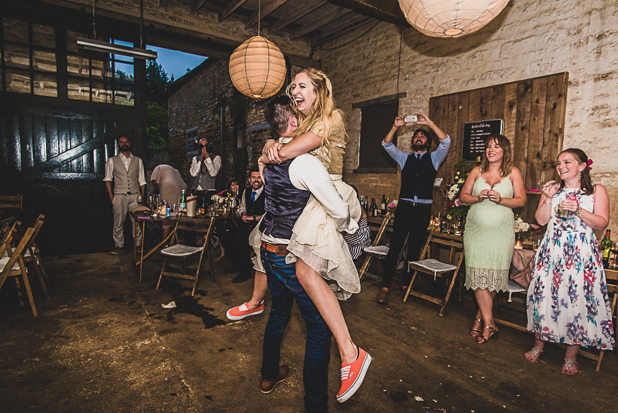 Beth and Jez's insanely beautiful, creative & DIY wedding, with Damien Vickers Photography (36)