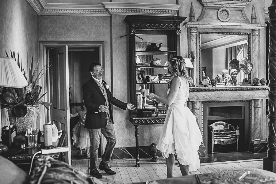 Beth and Jez's insanely beautiful, creative & DIY wedding, with Damien Vickers Photography (5)