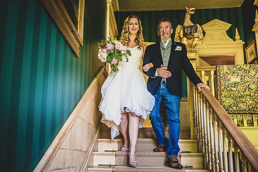 Beth and Jez's insanely beautiful, creative & DIY wedding, with Damien Vickers Photography (6)