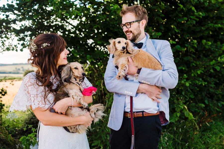 Dan & Alicia's glorious festival wedding, with Rachel Burt Photography (18)