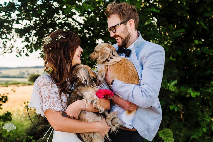 Dan & Alicia's glorious festival wedding, with Rachel Burt Photography (19)