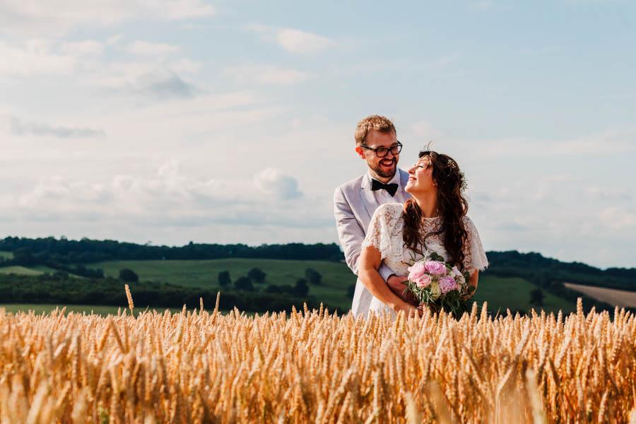Dan & Alicia's glorious festival wedding, with Rachel Burt Photography (26)