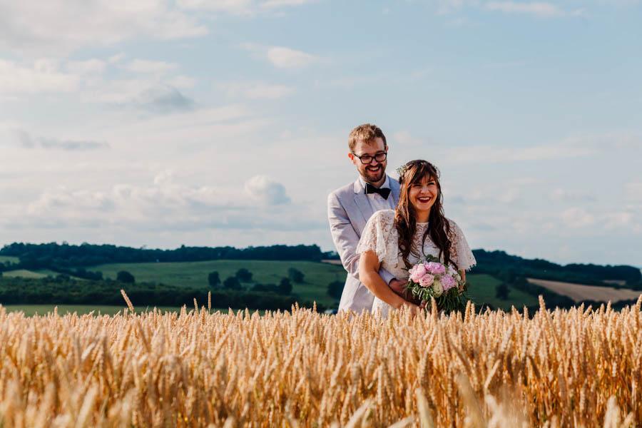 Dan & Alicia's glorious festival wedding, with Rachel Burt Photography (27)