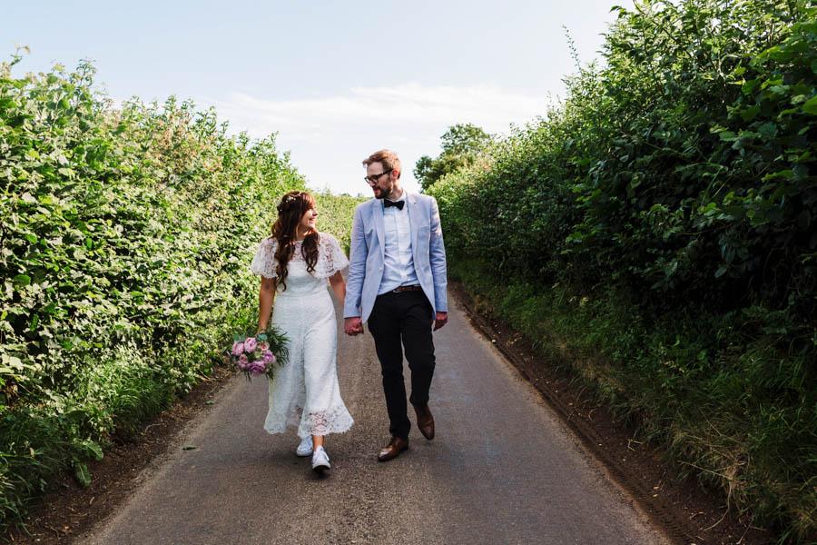 Dan & Alicia's glorious festival wedding, with Rachel Burt Photography (28)