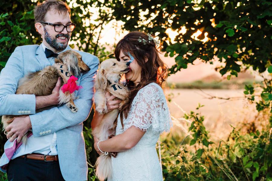 Dan & Alicia's glorious festival wedding, with Rachel Burt Photography (39)