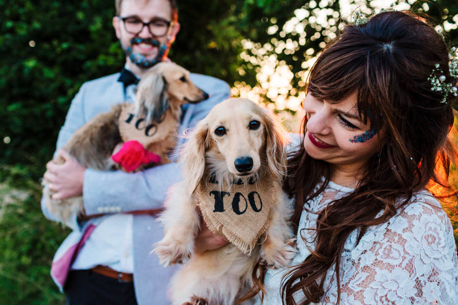 Dan & Alicia's glorious festival wedding, with Rachel Burt Photography (40)