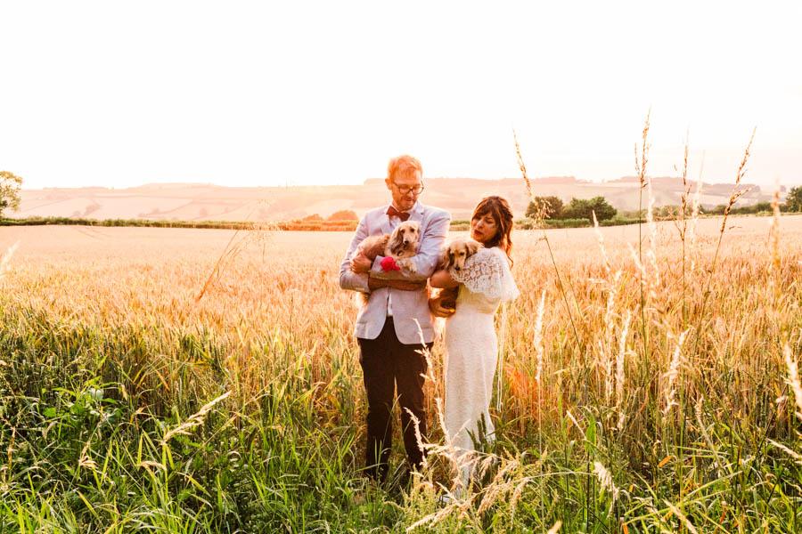 Dan & Alicia's glorious festival wedding, with Rachel Burt Photography (42)