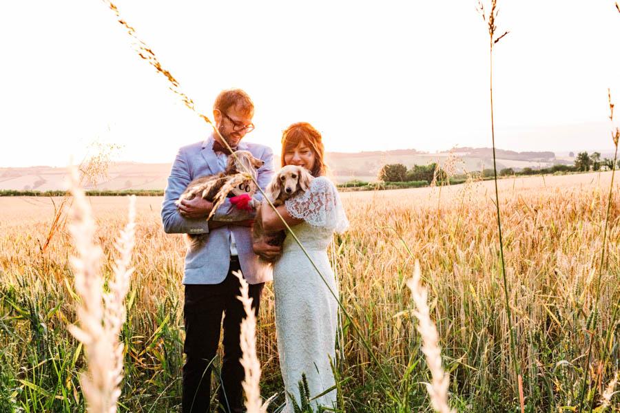 Dan & Alicia's glorious festival wedding, with Rachel Burt Photography (43)