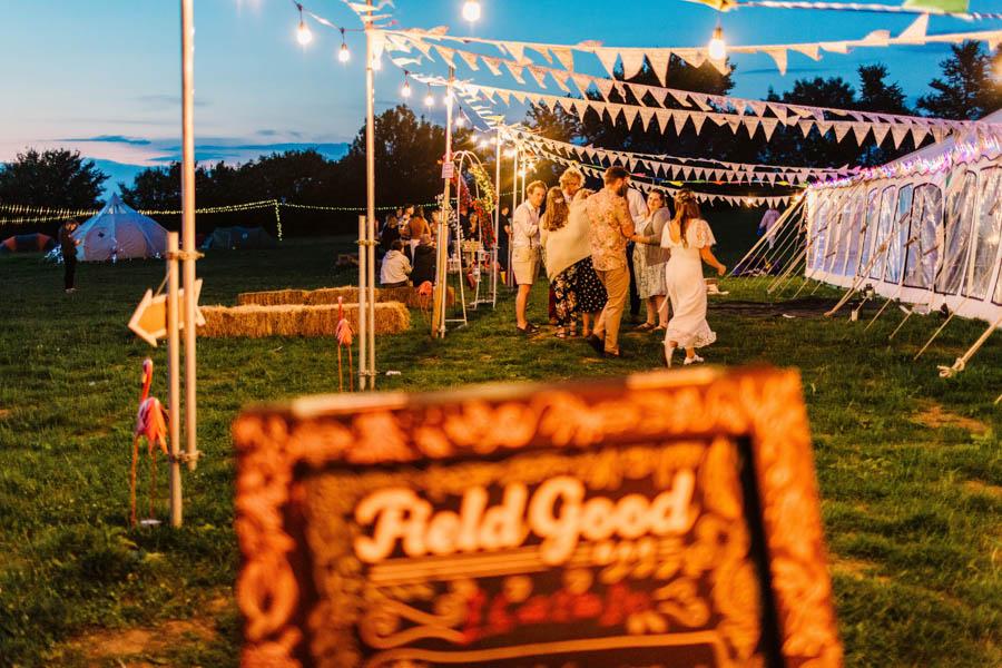 Dan & Alicia's glorious festival wedding, with Rachel Burt Photography (49)