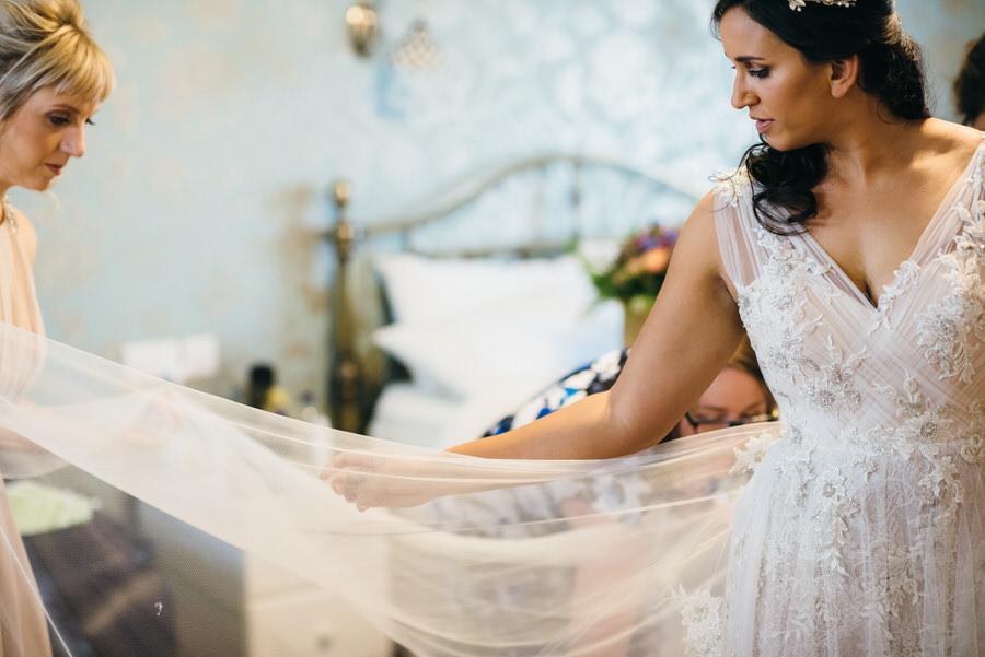 Jonny & Soma's elegant rustic Heaton House Farm wedding, with Simon Biffen Photography (11)