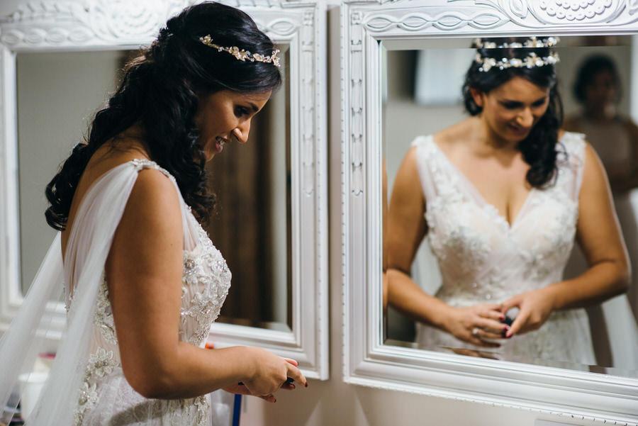 Jonny & Soma's elegant rustic Heaton House Farm wedding, with Simon Biffen Photography (12)