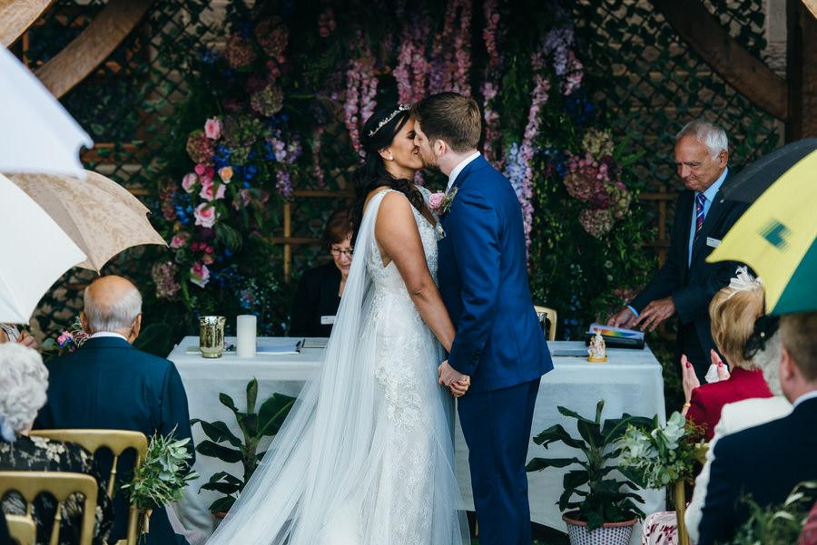 Jonny & Soma's elegant rustic Heaton House Farm wedding, with Simon Biffen Photography (17)