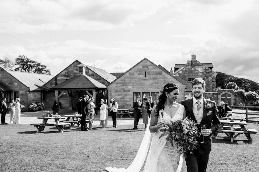Jonny & Soma's elegant rustic Heaton House Farm wedding, with Simon Biffen Photography (25)