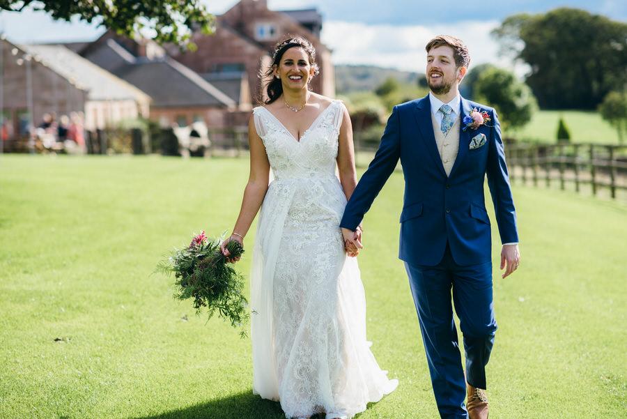 Jonny & Soma's elegant rustic Heaton House Farm wedding, with Simon Biffen Photography (26)
