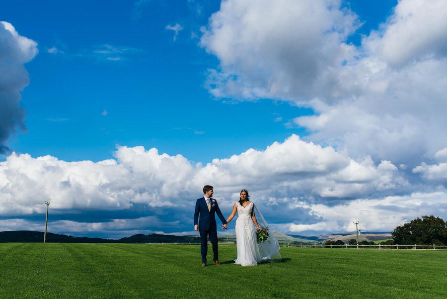 Jonny & Soma's elegant rustic Heaton House Farm wedding, with Simon Biffen Photography (30)