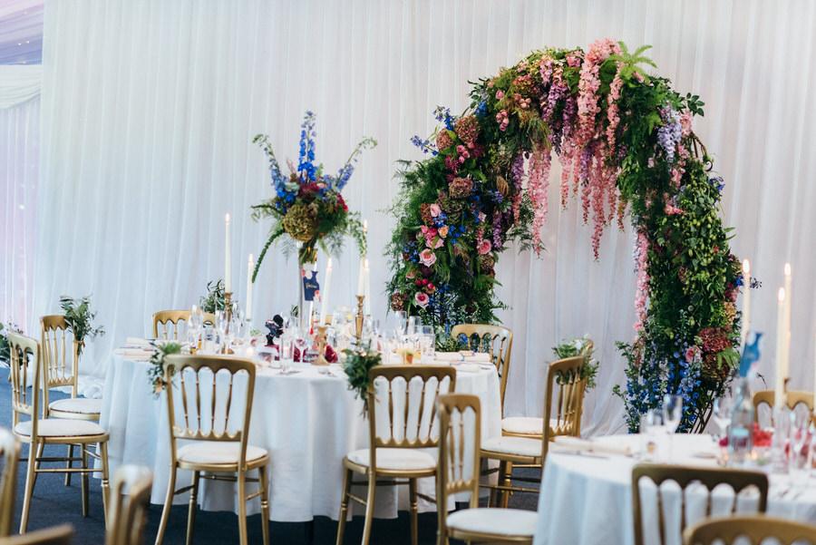 Jonny & Soma's elegant rustic Heaton House Farm wedding, with Simon Biffen Photography (38)