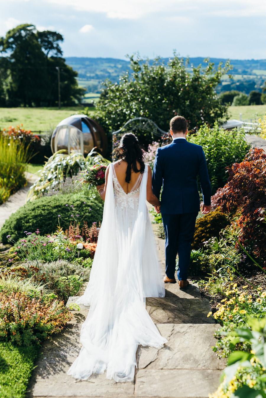 Jonny & Soma's elegant rustic Heaton House Farm wedding, with Simon Biffen Photography (41)