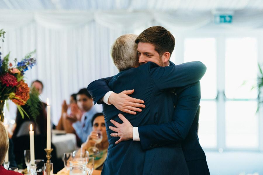 Jonny & Soma's elegant rustic Heaton House Farm wedding, with Simon Biffen Photography (51)