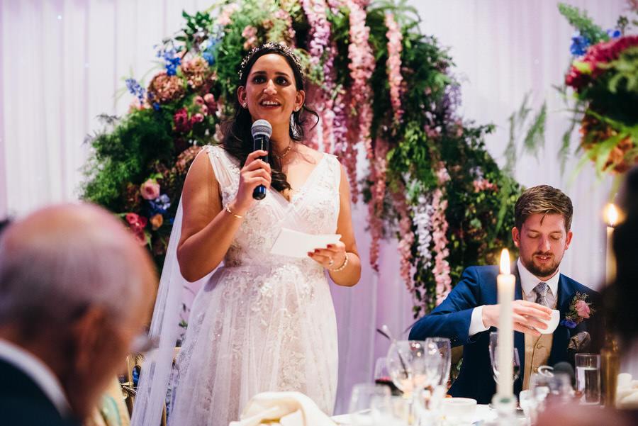 Jonny & Soma's elegant rustic Heaton House Farm wedding, with Simon Biffen Photography (57)