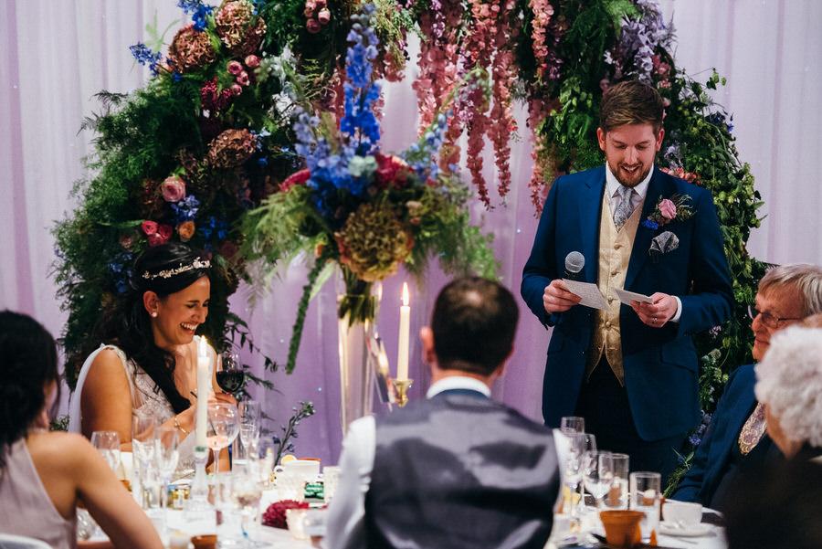 Jonny & Soma's elegant rustic Heaton House Farm wedding, with Simon Biffen Photography (58)