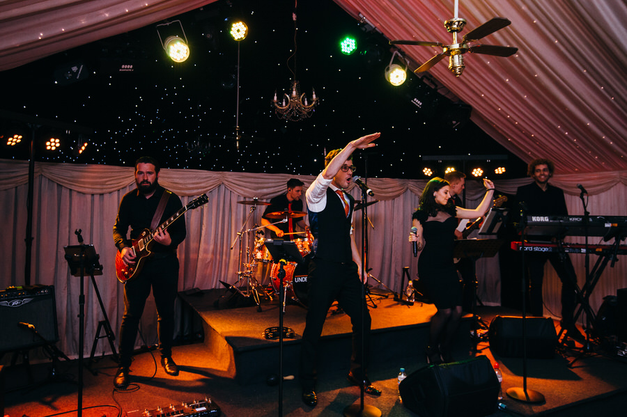 Jonny & Soma's elegant rustic Heaton House Farm wedding, with Simon Biffen Photography (63)