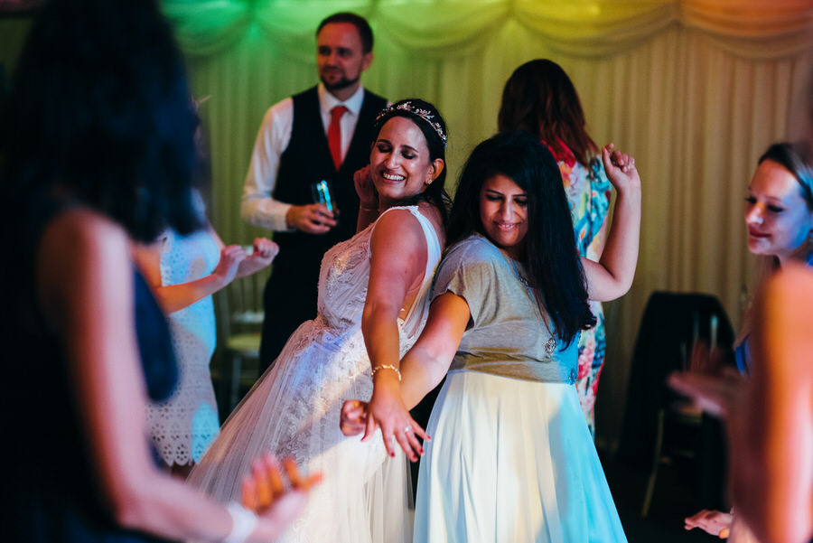 Jonny & Soma's elegant rustic Heaton House Farm wedding, with Simon Biffen Photography (65)