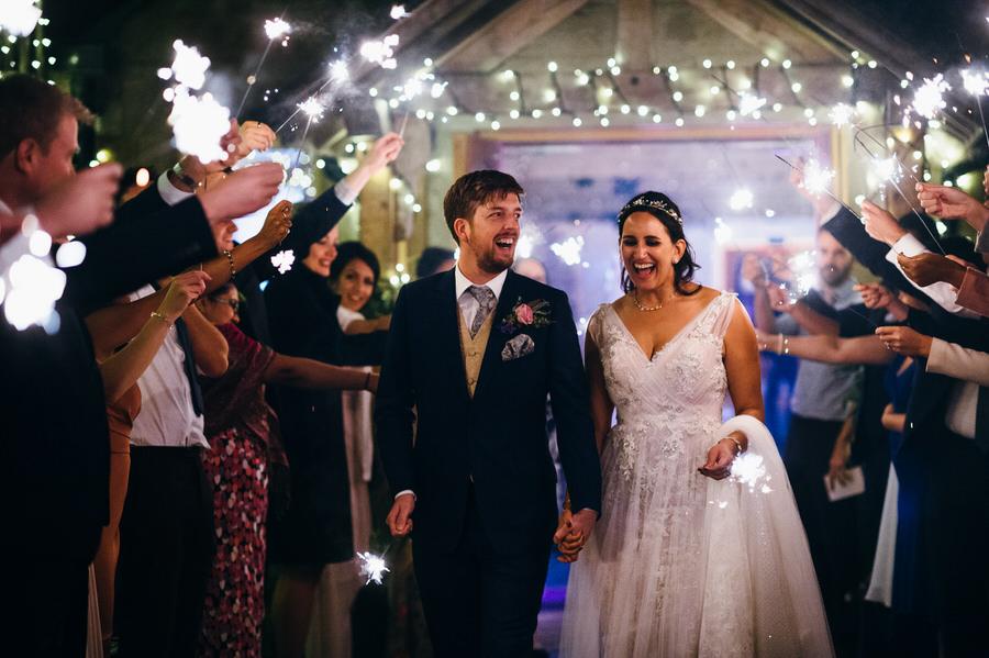 Jonny & Soma's elegant rustic Heaton House Farm wedding, with Simon Biffen Photography (66)