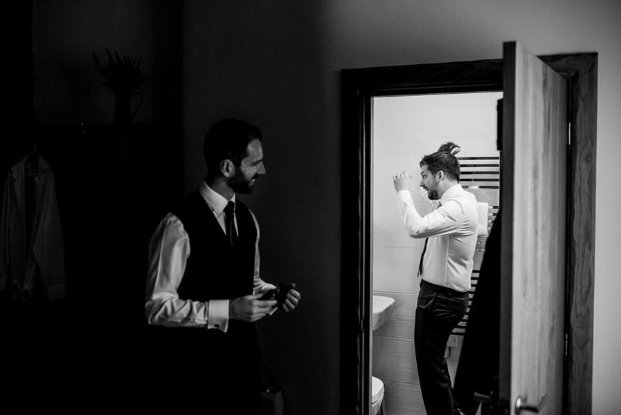 Jonny & Soma's elegant rustic Heaton House Farm wedding, with Simon Biffen Photography (6)