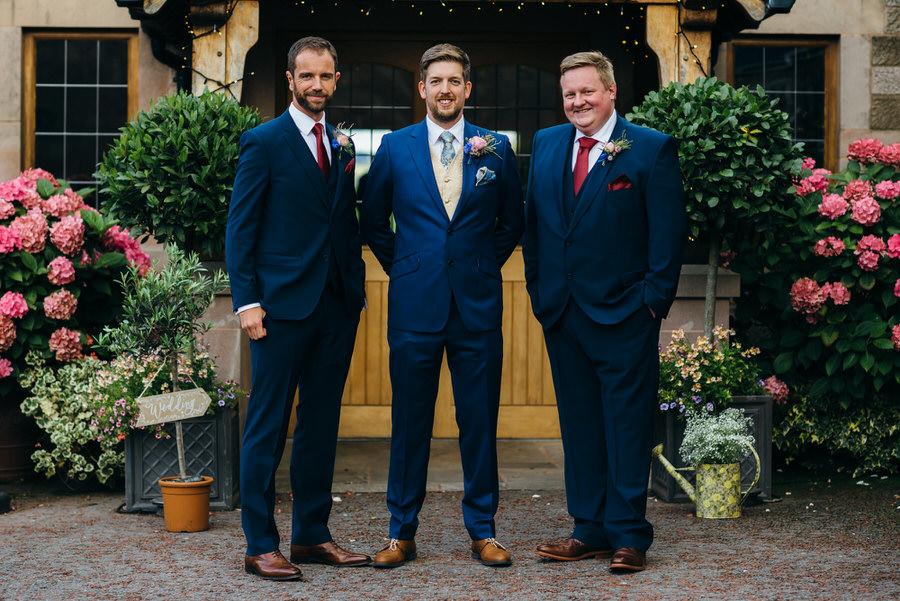 Jonny & Soma's elegant rustic Heaton House Farm wedding, with Simon Biffen Photography (7)