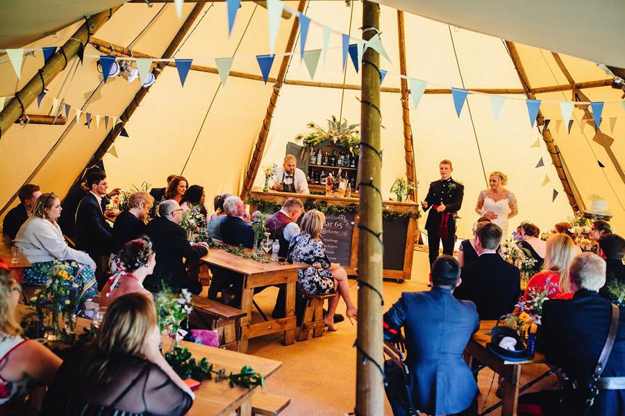 Lexi & Chris's joyful festival wedding, with JS Coates Photography (26)