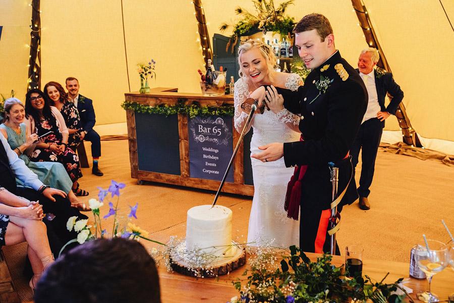 Lexi & Chris's joyful festival wedding, with JS Coates Photography (28)