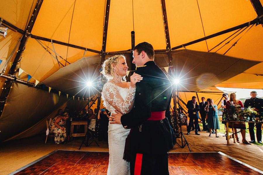 Lexi & Chris's joyful festival wedding, with JS Coates Photography (32)