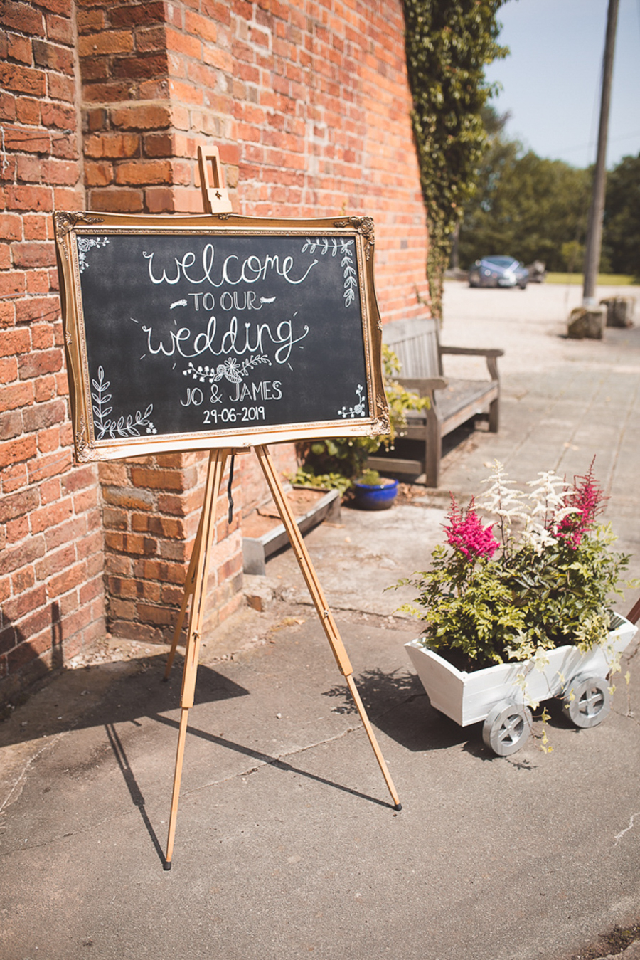 Jo & James's beautifully rustic Pimhill Barn wedding, with Brightwing Photography (9)