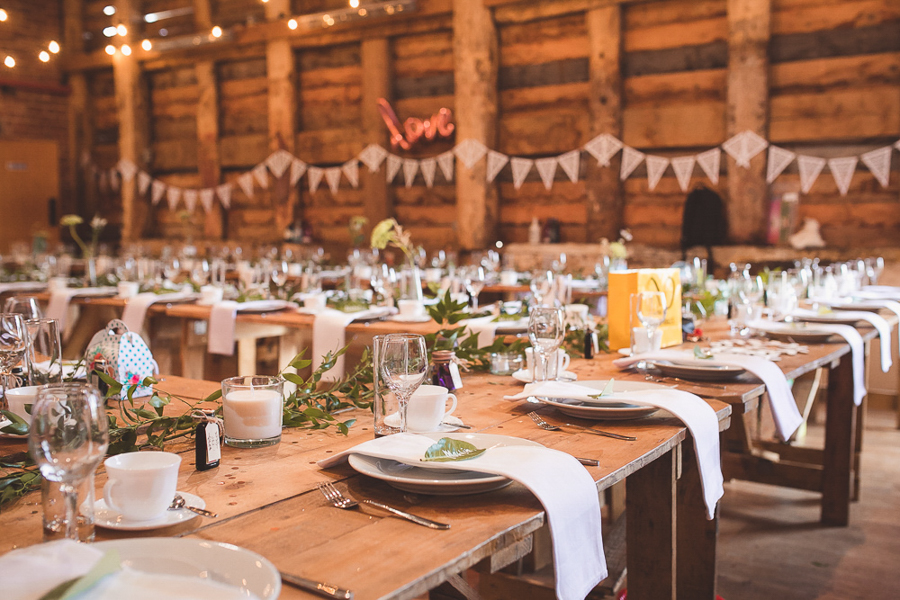 Jo & James's beautifully rustic Pimhill Barn wedding, with Brightwing Photography (10)
