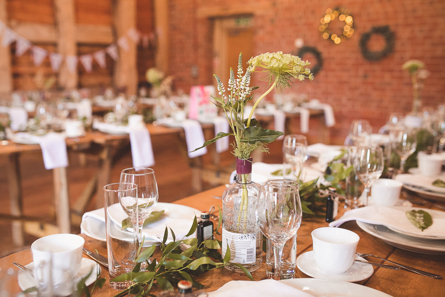 Jo & James's beautifully rustic Pimhill Barn wedding, with Brightwing Photography (15)