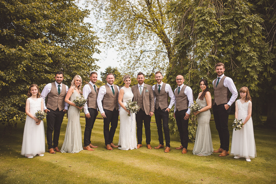 Jo & James's beautifully rustic Pimhill Barn wedding, with Brightwing Photography (31)