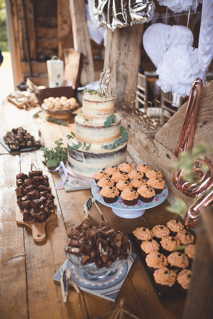 Jo & James's beautifully rustic Pimhill Barn wedding, with Brightwing Photography (33)