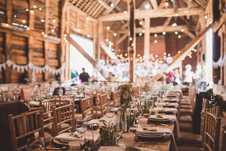 Jo & James's beautifully rustic Pimhill Barn wedding, with Brightwing Photography (35)