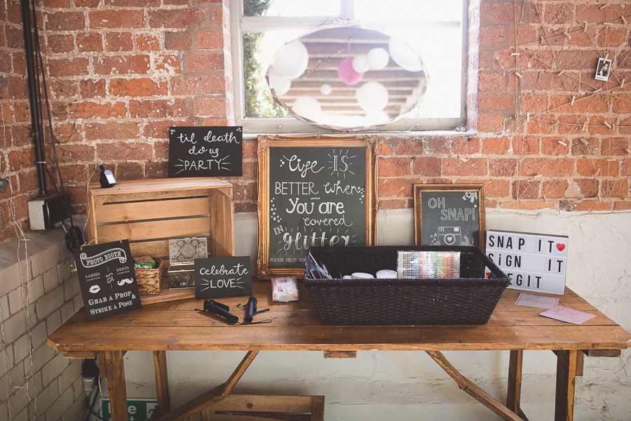 Jo & James's beautifully rustic Pimhill Barn wedding, with Brightwing Photography (3)