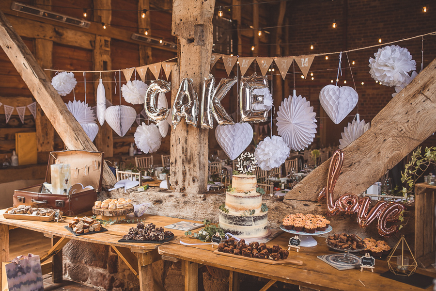Jo & James's beautifully rustic Pimhill Barn wedding, with Brightwing Photography (38)