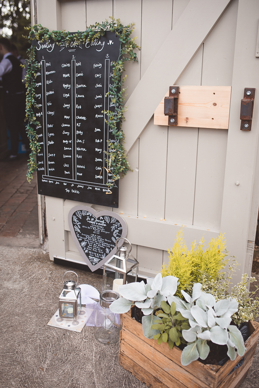 Jo & James's beautifully rustic Pimhill Barn wedding, with Brightwing Photography (42)