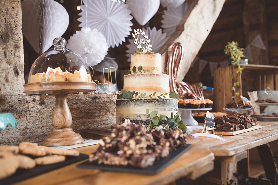 Jo & James's beautifully rustic Pimhill Barn wedding, with Brightwing Photography (43)