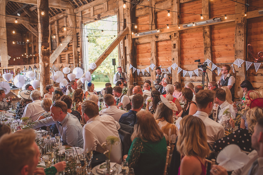 Jo & James's beautifully rustic Pimhill Barn wedding, with Brightwing Photography (44)