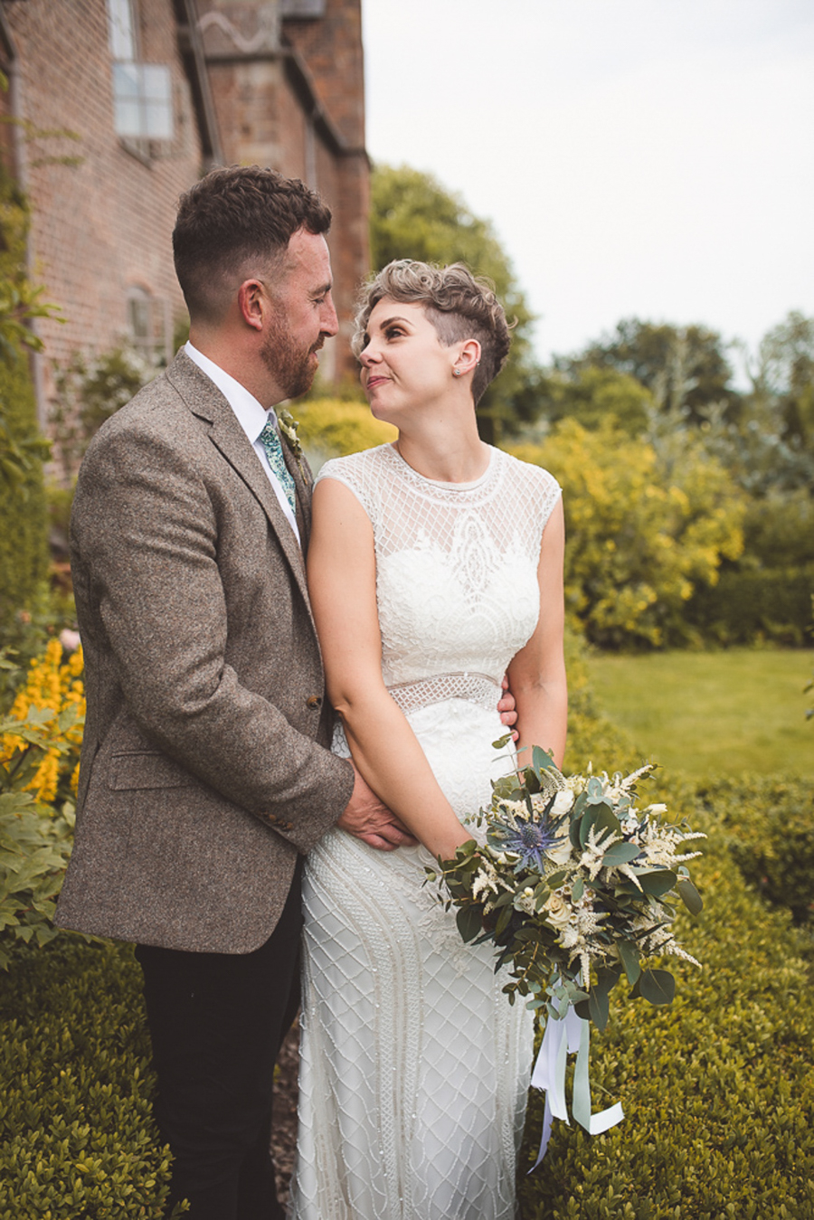 Jo & James's beautifully rustic Pimhill Barn wedding, with Brightwing Photography (47)