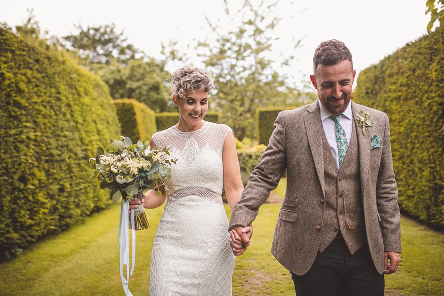 Jo & James's beautifully rustic Pimhill Barn wedding, with Brightwing Photography (51)