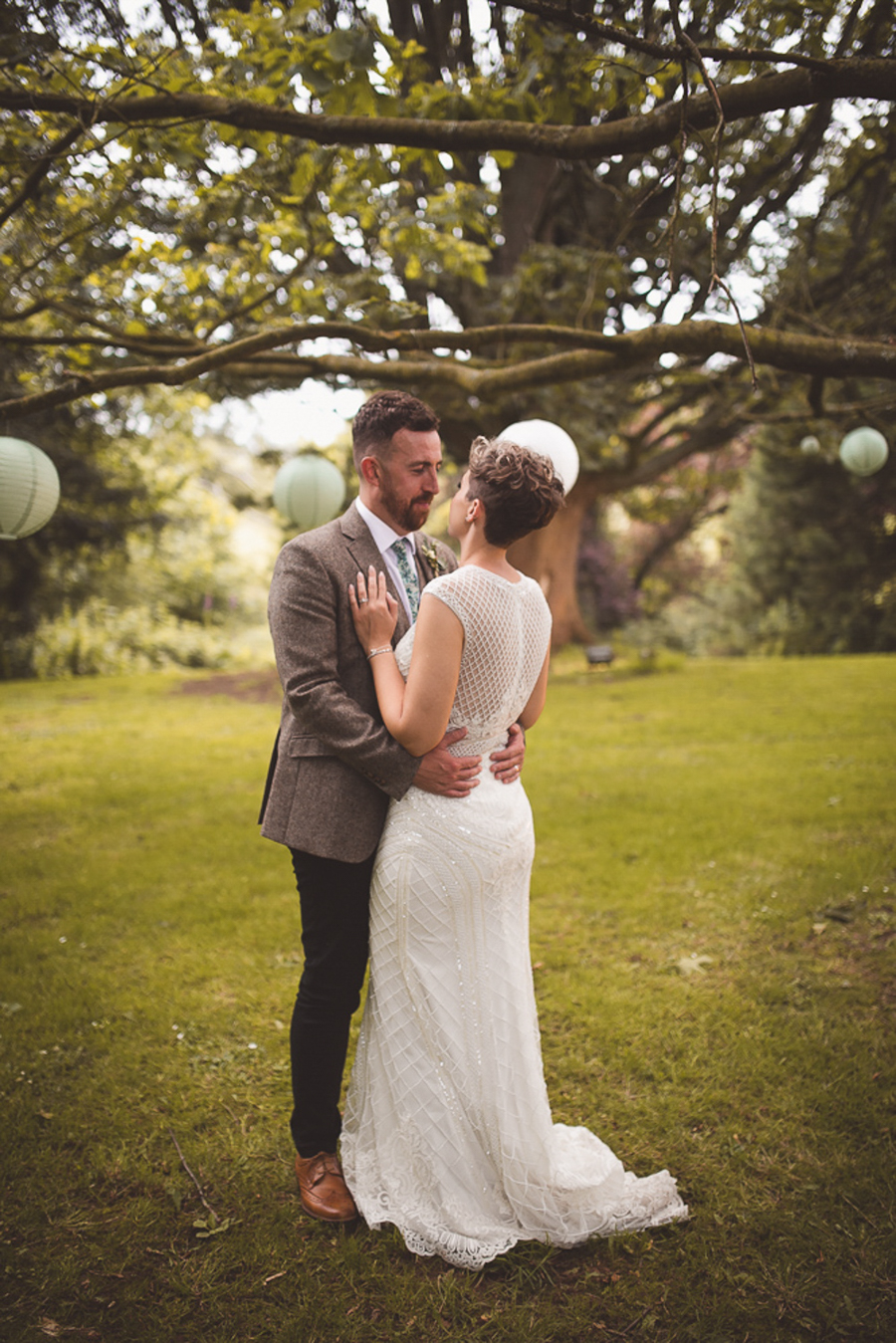 Jo & James's beautifully rustic Pimhill Barn wedding, with Brightwing Photography (57)