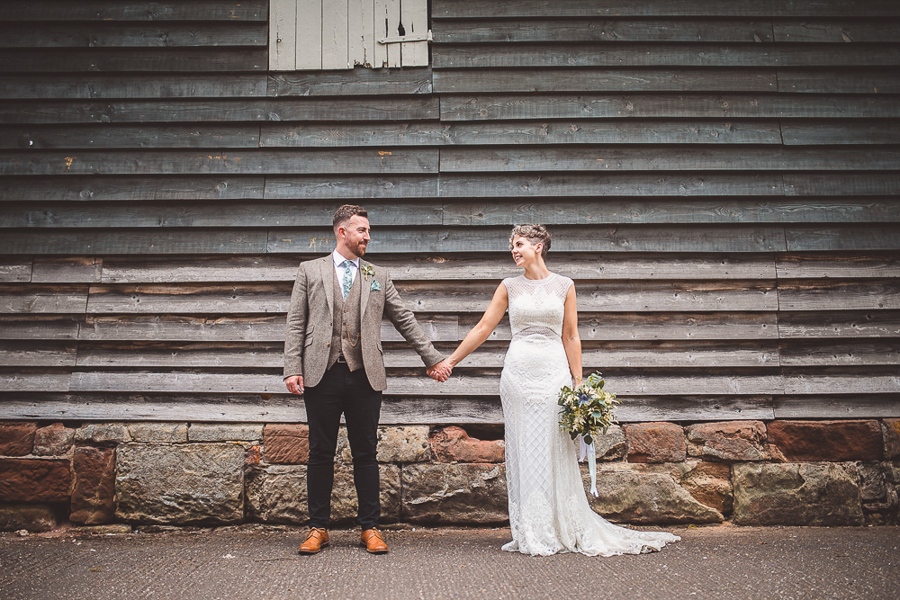 Jo & James's beautifully rustic Pimhill Barn wedding, with Brightwing Photography (58)